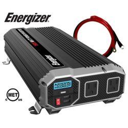 Energizer 1500 Watt 12V CC à 120V CA Onduleur