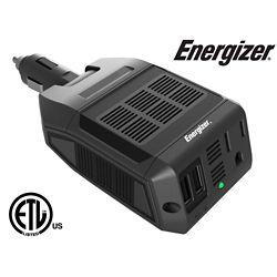Energizer 100 Watt 12V DC to 120V AC Power Inverter