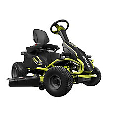 38 inch 100 Ah Battery Electric Rear Engine Riding Lawn Mower