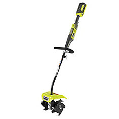 10-Inch 40V X Lithium-Ion Cordless Attachment Capable Cultivator - 2.6 Ah Battery and Charger Included