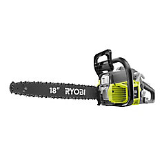 18 inch 38cc 2-Cycle Gas Chainsaw with Heavy Duty Case