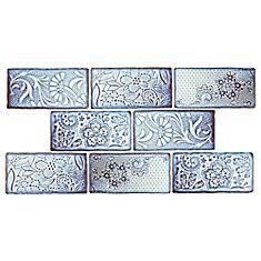 Antic Feelings Via Lactea 3-inch x 6-inch Ceramic Wall Tile (4 sq. ft. / case)