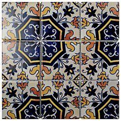 Merola Tile Carreau mosaïque en porcelaine 11 3/4 po x 11 3/4 po x 6 mm Affinity Monarch Delias (9,79 pi2/bte)