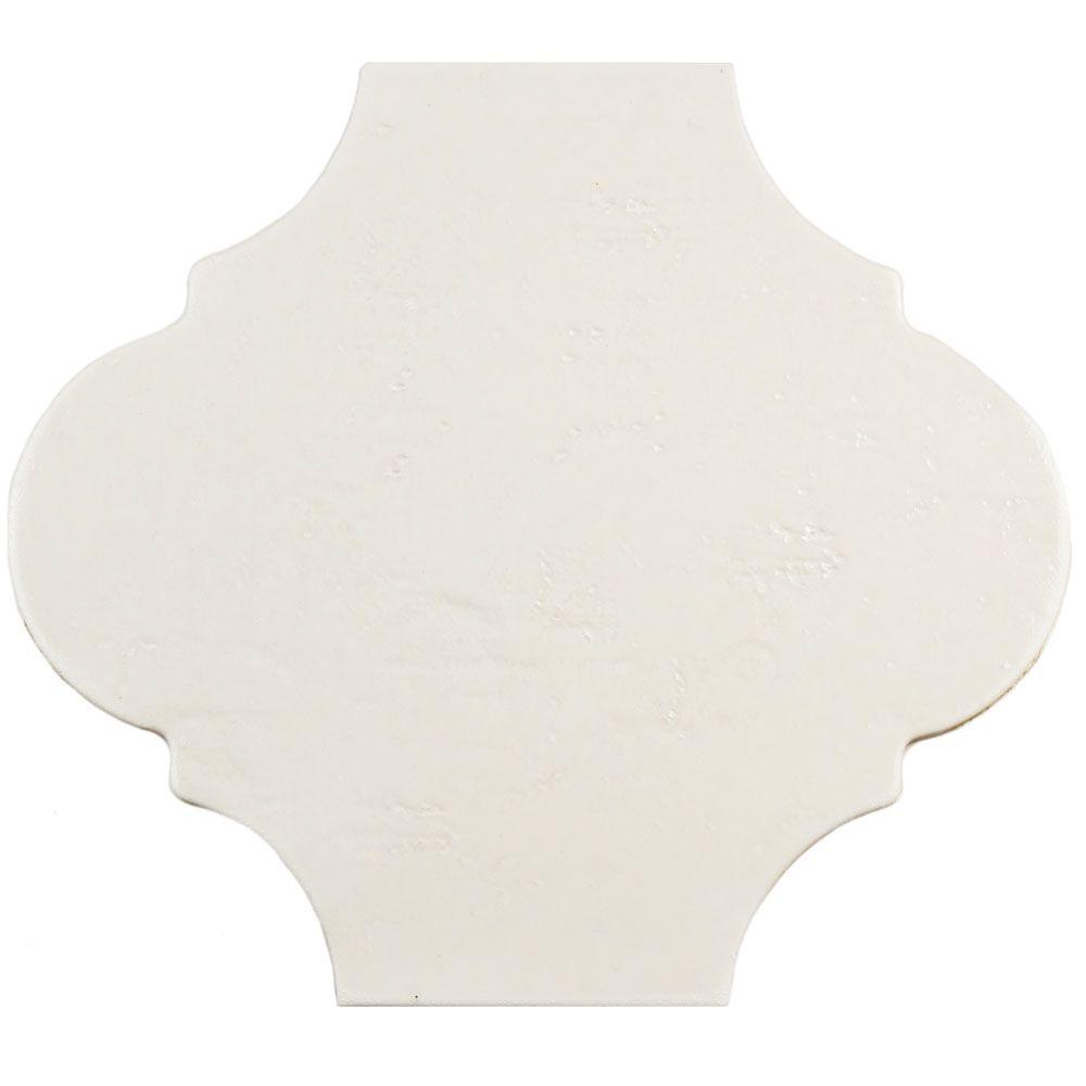 Merola Tile Mare Nostrum Provenzal Ibiza 10-3/8-inch x 11-3/8-inch Porcelain Floor and Wall Tile (11 sqft/case)