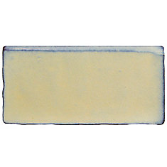 Antic Special Pergamon Bullnose 3-inch x 6-inch Ceramic Wall Trim Tile (4.17 Ln. ft. / case)