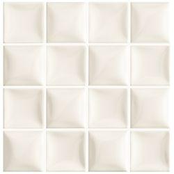 Merola Tile Duna Marfil Soft White 7-7/8-inch x 7-7/8-inch Ceramic Wall Tile (8.25 sq. ft. / case)