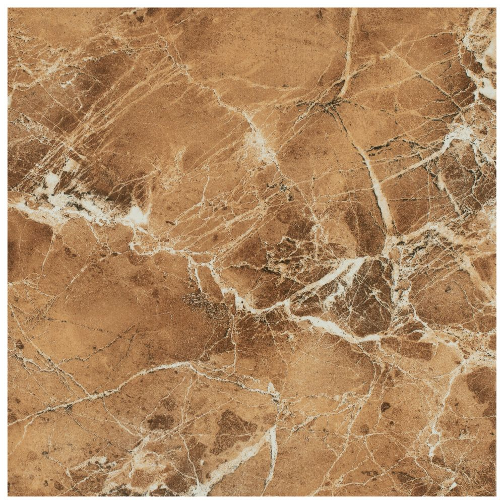 Merola Tile Aroas Siena 12-1/2-inch x 12-1/2-inch Ceramic Floor and Wall Tile (11.3 sq. ft. / case)