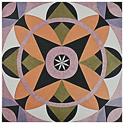 Merola Tile Egeo Lesvos 9-3/4-inch x 9-3/4-inch Porcelain Floor and Wall Tile (11.11 sq. ft. / case)