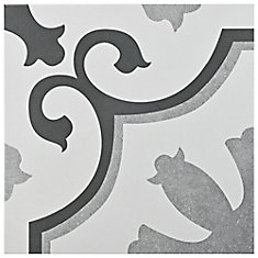 Viena Classic 12-3/8-inch x 12-3/8-inch Ceramic Floor and Wall Tile (10.96 sq. ft. / case)