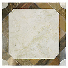 Jupiter 17-3/4-inch x 17-3/4-inch Ceramic Floor and Wall Tile (15.75 sq. ft. / case)
