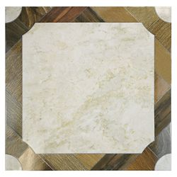 Merola Tile Jupiter 17-3/4-inch x 17-3/4-inch Ceramic Floor and Wall Tile (15.75 sq. ft. / case)