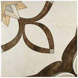 Merola Tile Argos Natural 17-3/4-inch x 17-3/4-inch Ceramic Floor and Wall Tile (22.5 sq. ft. / case)