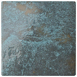 Merola Tile Ocean Green River 6-inch x 6-inch Porcelain Floor and Wall Tile (7.98 sq. ft. / case)