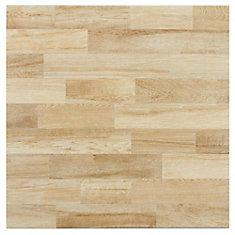 Alpino Haya 17-3/4-inch x 17-3/4-inch Ceramic Floor and Wall Tile (18 sq. ft. / case)