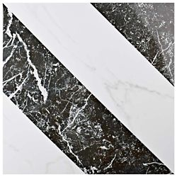 Merola Tile Elegance Luxe 17-3/4-inch x 17-3/4-inch Porcelain Floor and Wall Tile (11.25 sq. ft. / case)