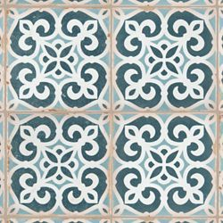 Merola Tile Archivo Bakula 4-7/8-inch x 4-7/8-inch Ceramic Floor and Wall Tile (5.84 sq. ft. / case)