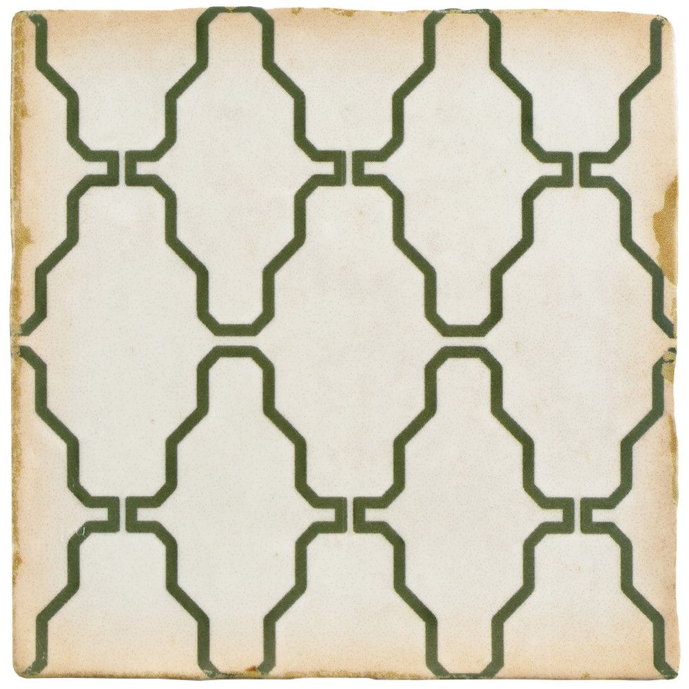 Merola Tile Archivo Crochet 4 7 8 Inch X 4 7 8 Inch