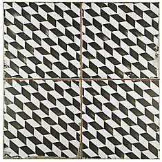 Kings Espiga 17-5/8-inch x 17-5/8-inch Ceramic Floor and Wall Tile (11.02 sq. ft. / case)
