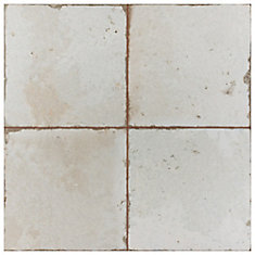 Kings Manhattan 17-5/8-inch x 17-5/8-inch Ceramic Floor and Wall Tile (11.02 sq. ft. / case)