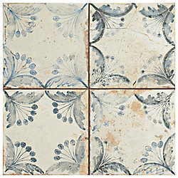 Merola Tile Oldker 13-inch x 13-inch Ceramic Floor and Wall Tile (12.2 sq. ft. / case)