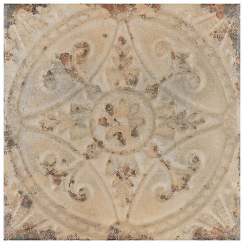 Saja Blanco 13-inch x 13-inch Ceramic Floor and Wall Tile (12.2 sq. ft. / case)