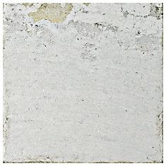 Aevum White 7 7/8-inch x 7 7/8-inch Ceramic Wall Tile (11.46 sq. ft. / case)