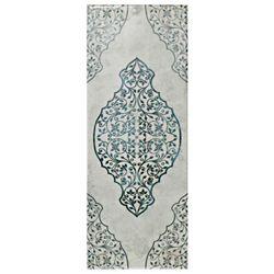 Merola Tile Forever Grafic White 5-7/8-inch x 15-3/4-inch Ceramic Wall Tile (10.9 sq. ft. / case)