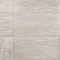 Merola Tile Carreau mural en porcelaine 12 1/2 po x 24 1/2 po Deco Dubai Pearl (10,96 pi2/bte)