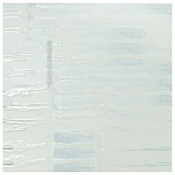 Merola Tile Caribbean Blanco 7-7/8-inch x 7-7/8-inch Ceramic Wall Tile (11.46 sq. ft. / case)