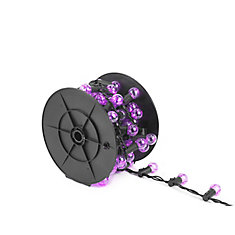 100 G30 Ampoules  à DEL Violettes