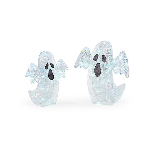 Set of 2 LED Ghosts