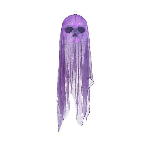 4 ft. LED Hanghai Skull