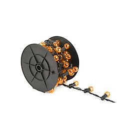 100 G30 Ampoules  à DEL Orange