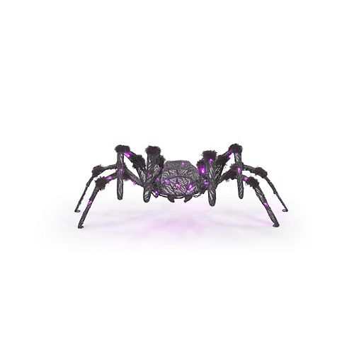 Home Accents Halloween 2.5 ft. LED Spider