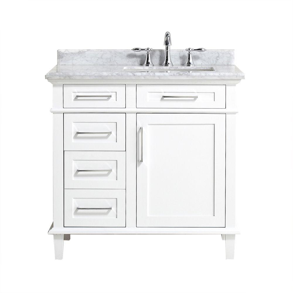Home Decorators Collection Sonoma 36-inch Single Sink