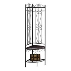 Monarch Specialties Banc - 72 po H Hall D'Entree En Coin Metal Cuivre