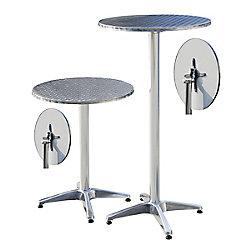 Henryka Table de bar adjustable