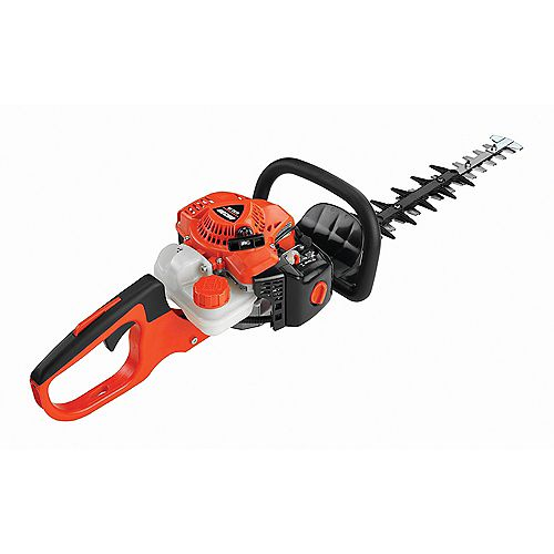 ECHO 21.2 cc Gas 2-Stroke Cycle Hedge Trimmer with 20-inch Blades