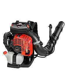 ECHO 79.9 cc Gas X Series Gas 2-Stroke Cycle Backpack Leaf Blower with Tube-Mounted Throttle