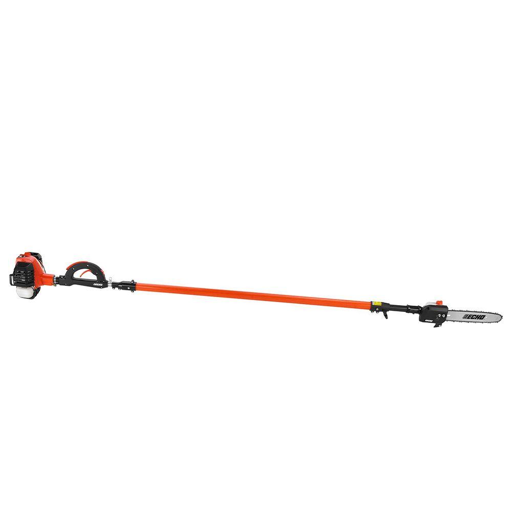 ECHO 25.4 cc X Series Gas 2-Stroke Cycle Telescoping Pole Saw
