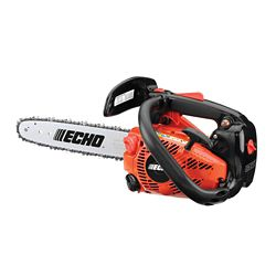 ECHO 12-inch 26.9 cc Gas 2-Stroke Cycle Chainsaw with Top Handle