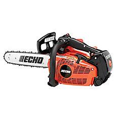 35.8 cc Gas 2-Stroke Cycle Chainsaw