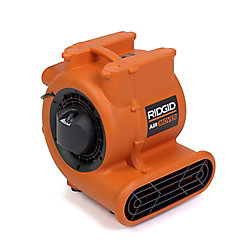 RIDGID Air Mover 1625 CFM Floor Dryer & Blower Fan