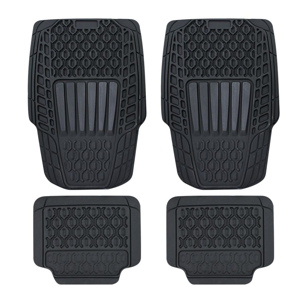 Evertough 4 Piece Universal Car Mats