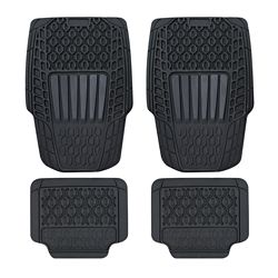 Evertough 4-Piece Universal Car Mats