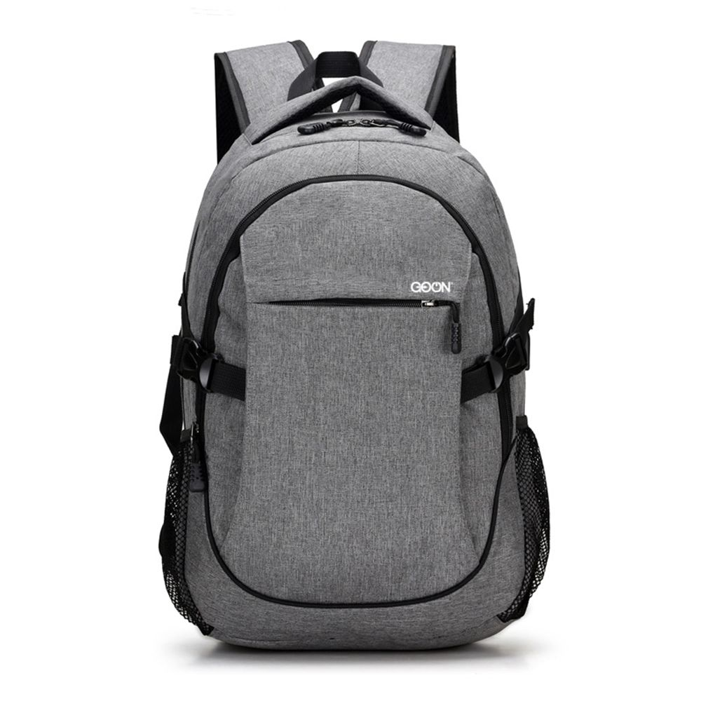 GO ON Smart Oxford Back Pack Grey