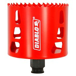 Diablo 3-1/8 Inch Bi-Metal Hole Saw