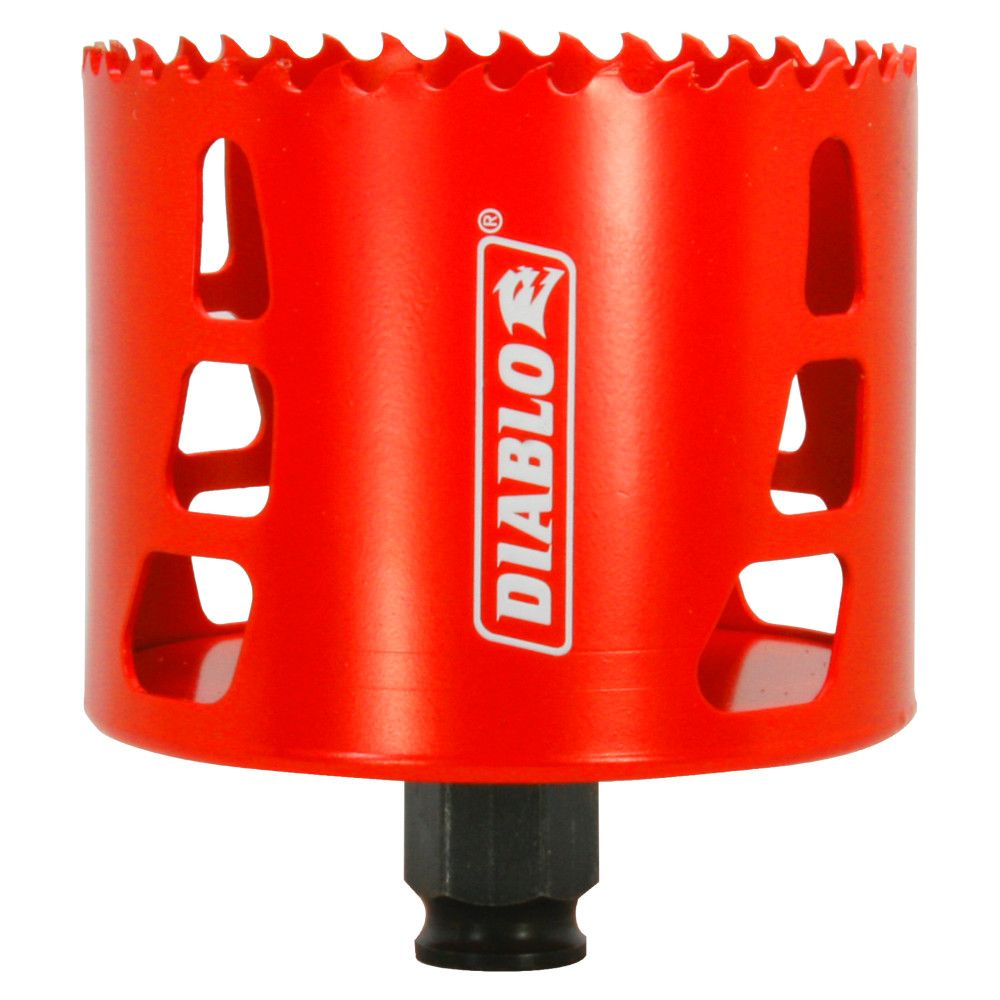 Diablo 3-3/8 Inch Bi-Metal Hole Saw
