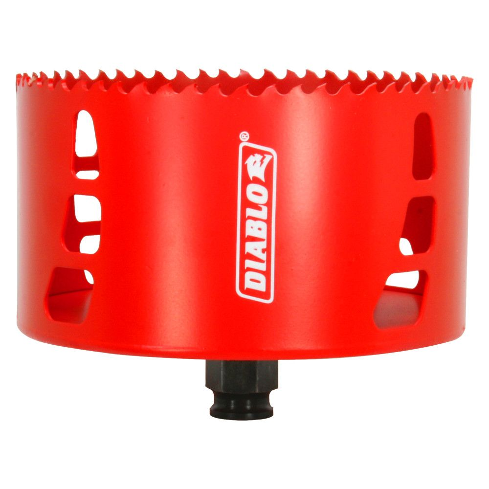 Diablo 4-3/4 Inch Bi-Metal Hole Saw