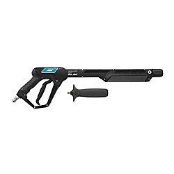 Cat Pumps Pistolet à eau chaude 20 po. 4500-PSI à gâchette pour nettoyeur à pression à eau chaude